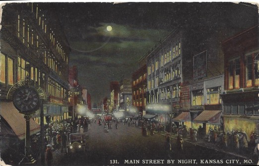 Postcard courtesy of the Historic Kansas City Foundation