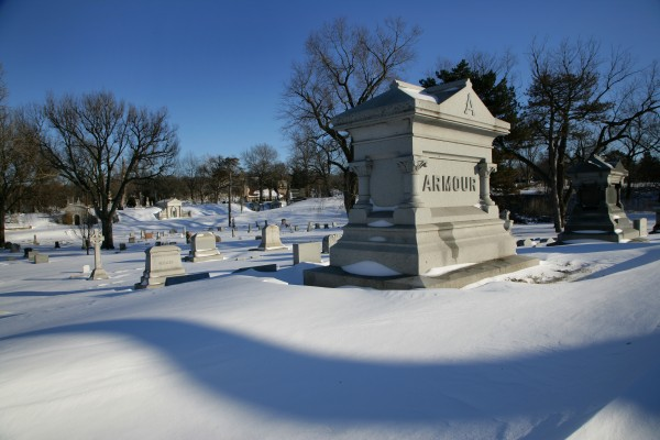 @Bruce Mathews 2014/Elmwood Cemetery Society