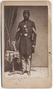 Union Army Sergeant, 1864