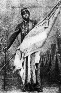 Civil War soldier William Harvey Carney
