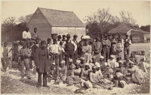 The slaves of a Confederate General