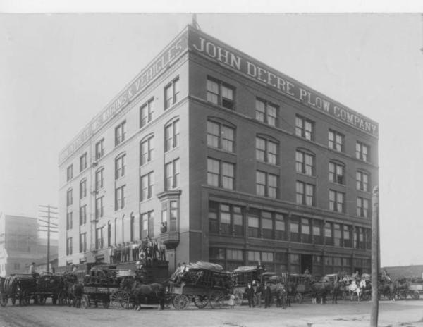 Photo courtesy of the Historic Kansas City Foundation