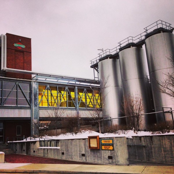 Boulevard Brewing Company, 2501 Southwest Blvd, Kansas City, MO 64108