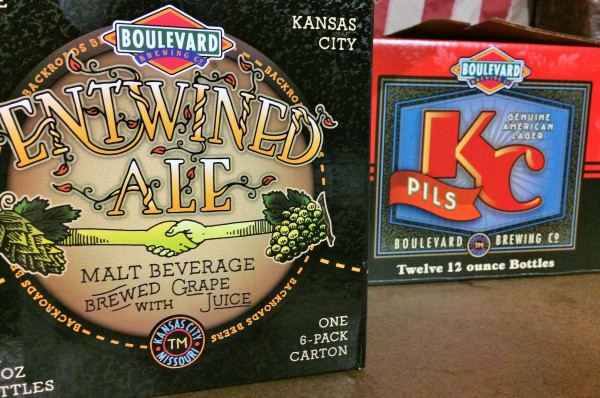 Entwined Ale, KC Pils