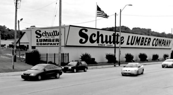 Schutte Lumber, 3001 Southwest Blvd, Kansas City, MO 64108