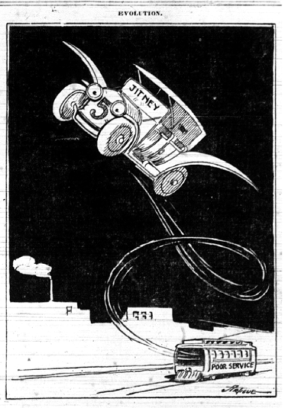 Kansas City Star. January 25, 1915, p. 19