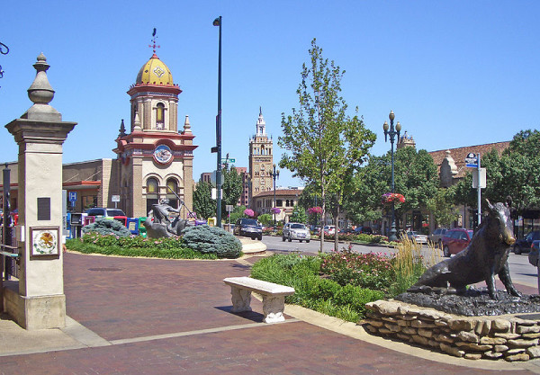 The Country Club Plaza