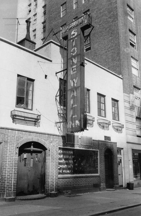 The Stonewall Inn, 1969