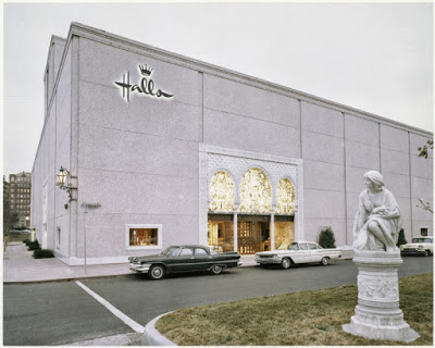 The Halls building, courtesy of Tony's Kansas City
