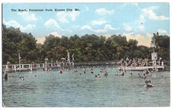 Fairmount Park Beach