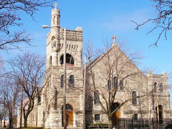 Our Lady of Guadalupe Parish & Sacred Heart, merged Courtesy of Sacred Heart & Our Lady of Guadalupe