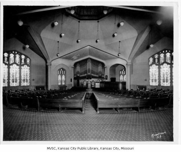 Westminster Congregational Church Courtesy of Missouri Valley Special Collections