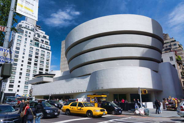 New York City's Guggenheim Museum