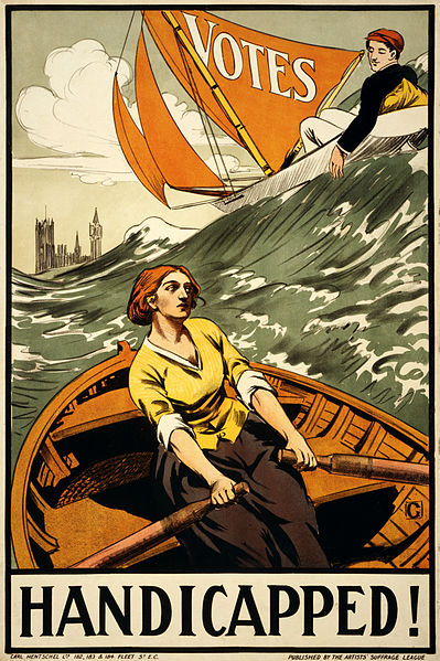 Women's Suffrage Propaganda