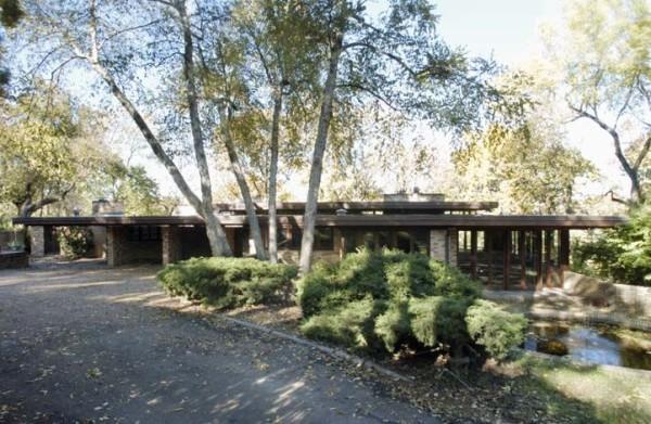 The Sondern residence