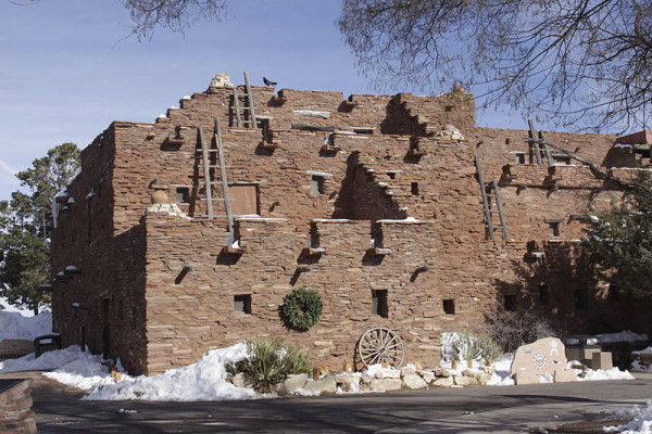 The Hopi House, Arizona