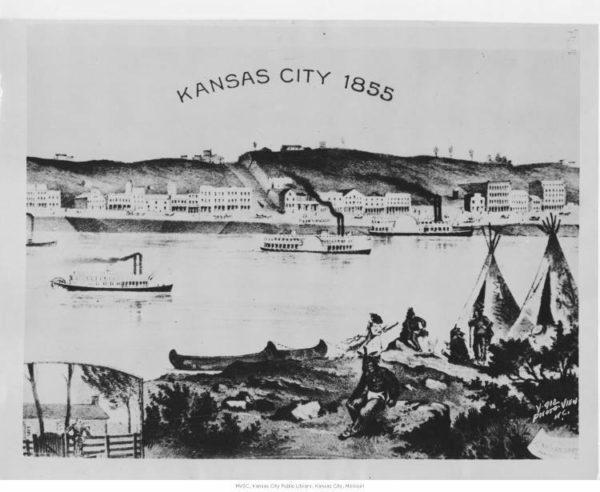Missouri Valley Special Collections, Kansas City Public Library, Kansas City, Mo.